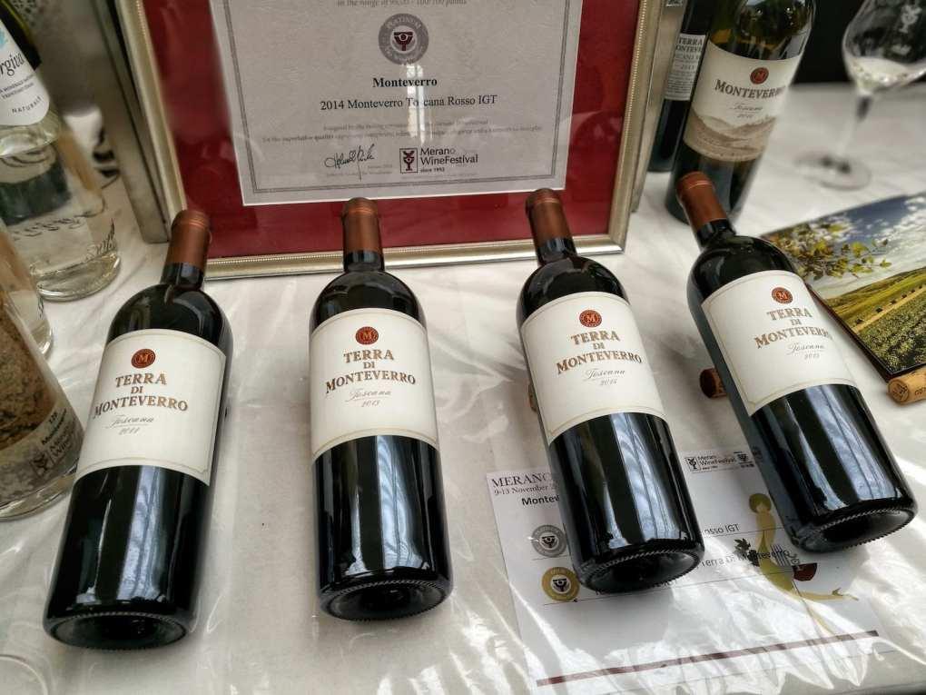Monteverro al Merano Wine Festival 2018