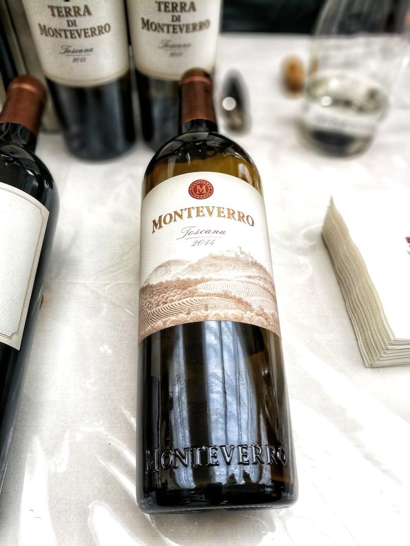 Monteverro 2014 e Merano Wine Festival 2018