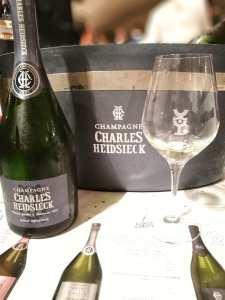 Charles Heidsieck e Merano Wine Festival 2018