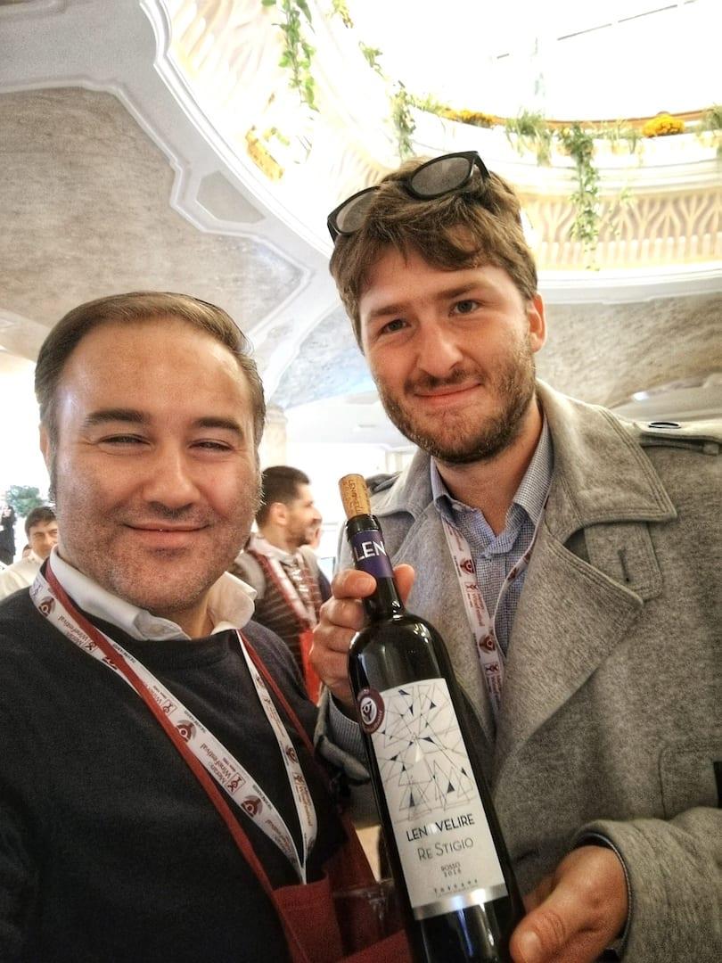 Le Novelire e Fabrizio Micheletti