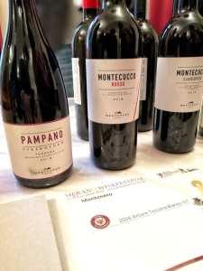 Montenero Ciliegiolo 2016 al Merano Wine Festival 2018