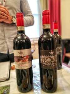 Damo 2011 di Montemercurio al Merano Wine Festival 2018