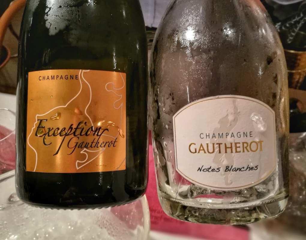 Champagne Gautherot al Merano Wine Festival 2018