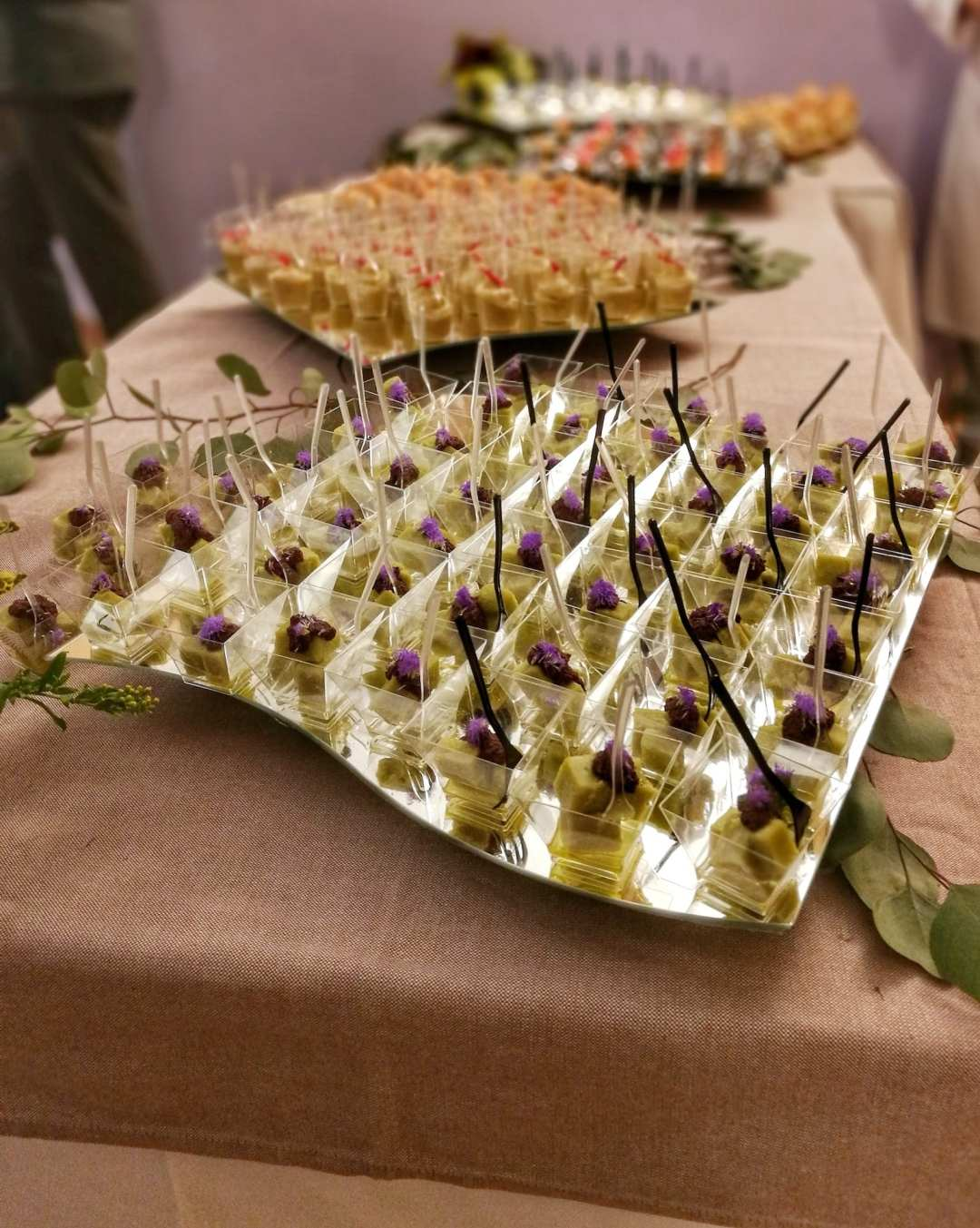 Buffet Cena Stelle & Calici con Vivalda