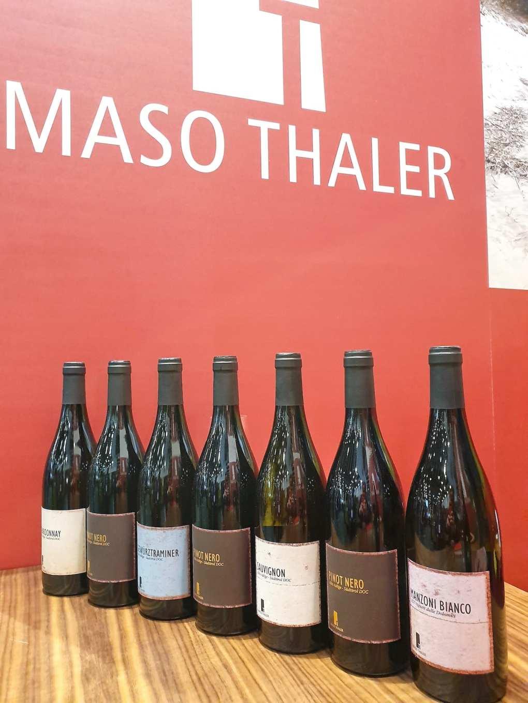 Maso Thaler al Vinitaly 2019