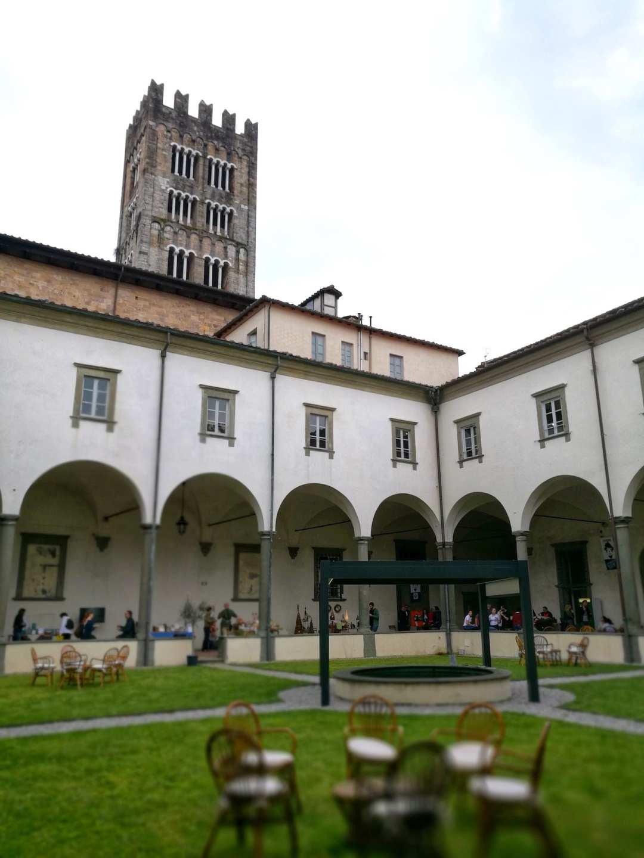 Il Real Collegio sede dell'Anteprima della Costa Toscana 2019