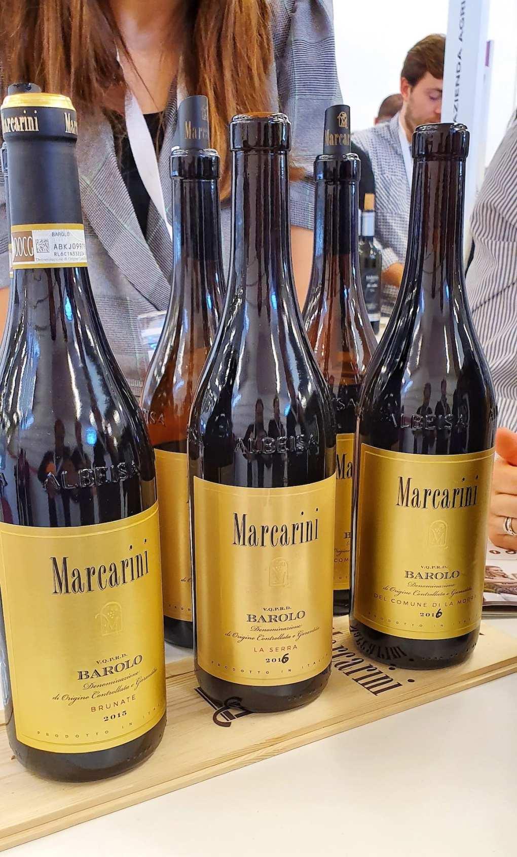I vini di Marcarini a Grandi Langhe 2020