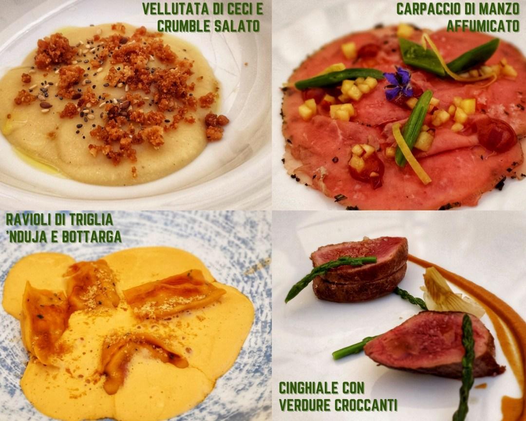 Pranzo al ristorante enoteca del duca