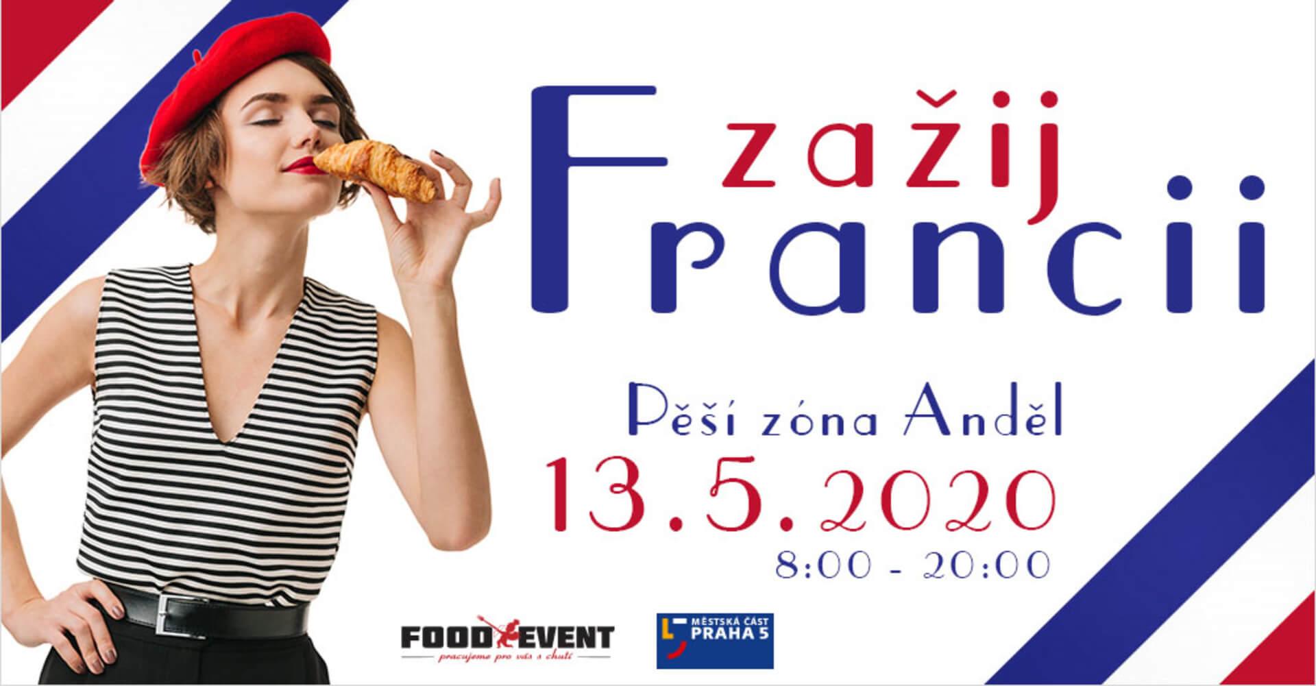 Festival vína a jídla z Francie
