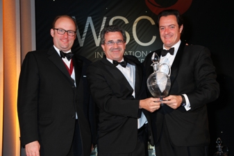 IWSC 2011 entrega Spanish Producer