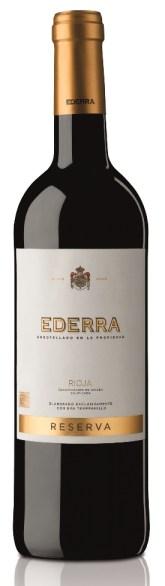 Ederra Reserva 2008