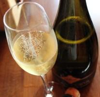 Los vinos espumosos son los protagonistas en las fiestas navideñas.