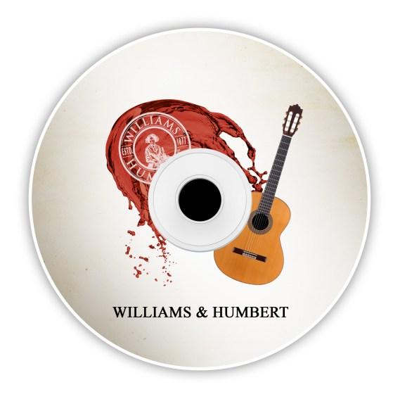 Galleta Cd Williams Flamenco