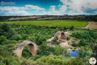 Puente romano de Mantible