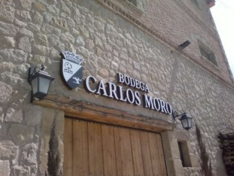 CARTEL BODEGA CARLOS MORO