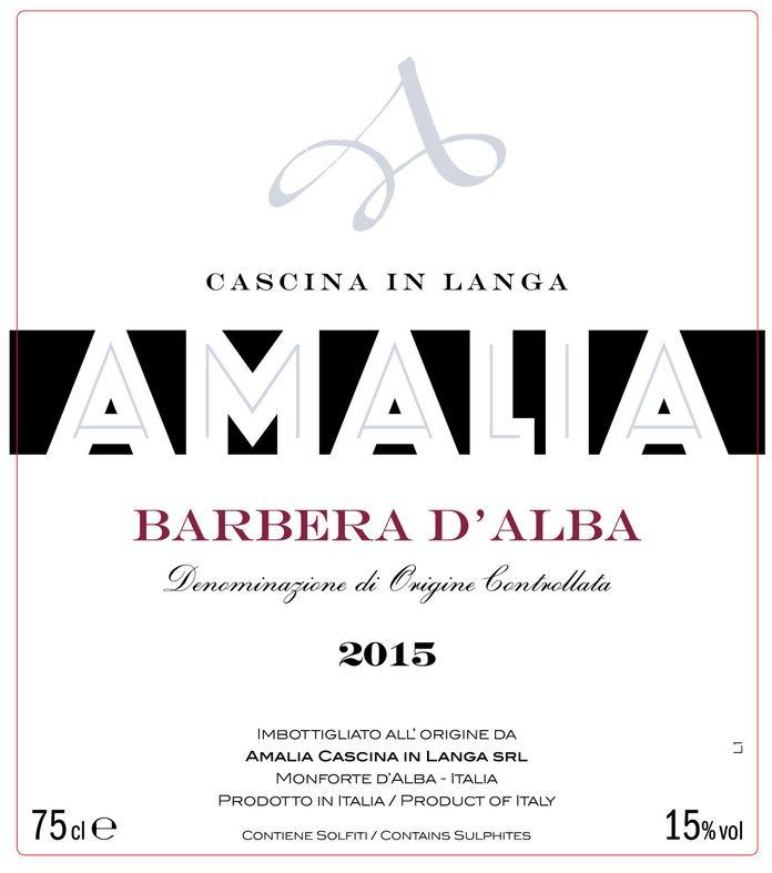 Barbera d'Alba 2015