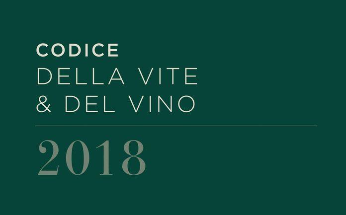 Codice della Vite e del Vino 2018