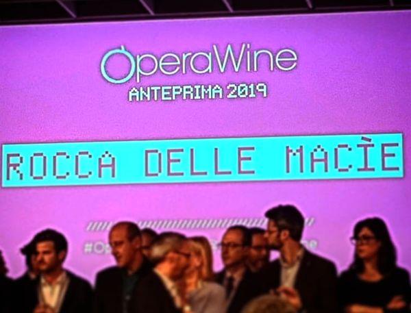 Opera Wine 2019