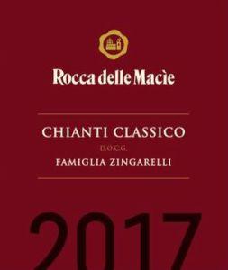 Chianti Classico Famiglia Zingarelli 2017