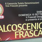 Palcoscenico Frascati 2019