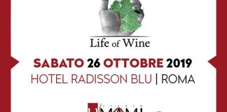 Life of Wine 2019 a Roma