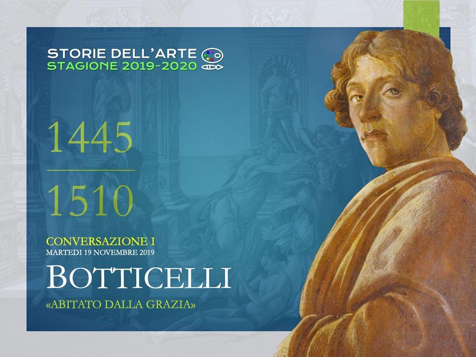 Conversazione su Botticelli a Tenuta di Fiorano