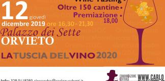 La Tuscia del Vino 2020