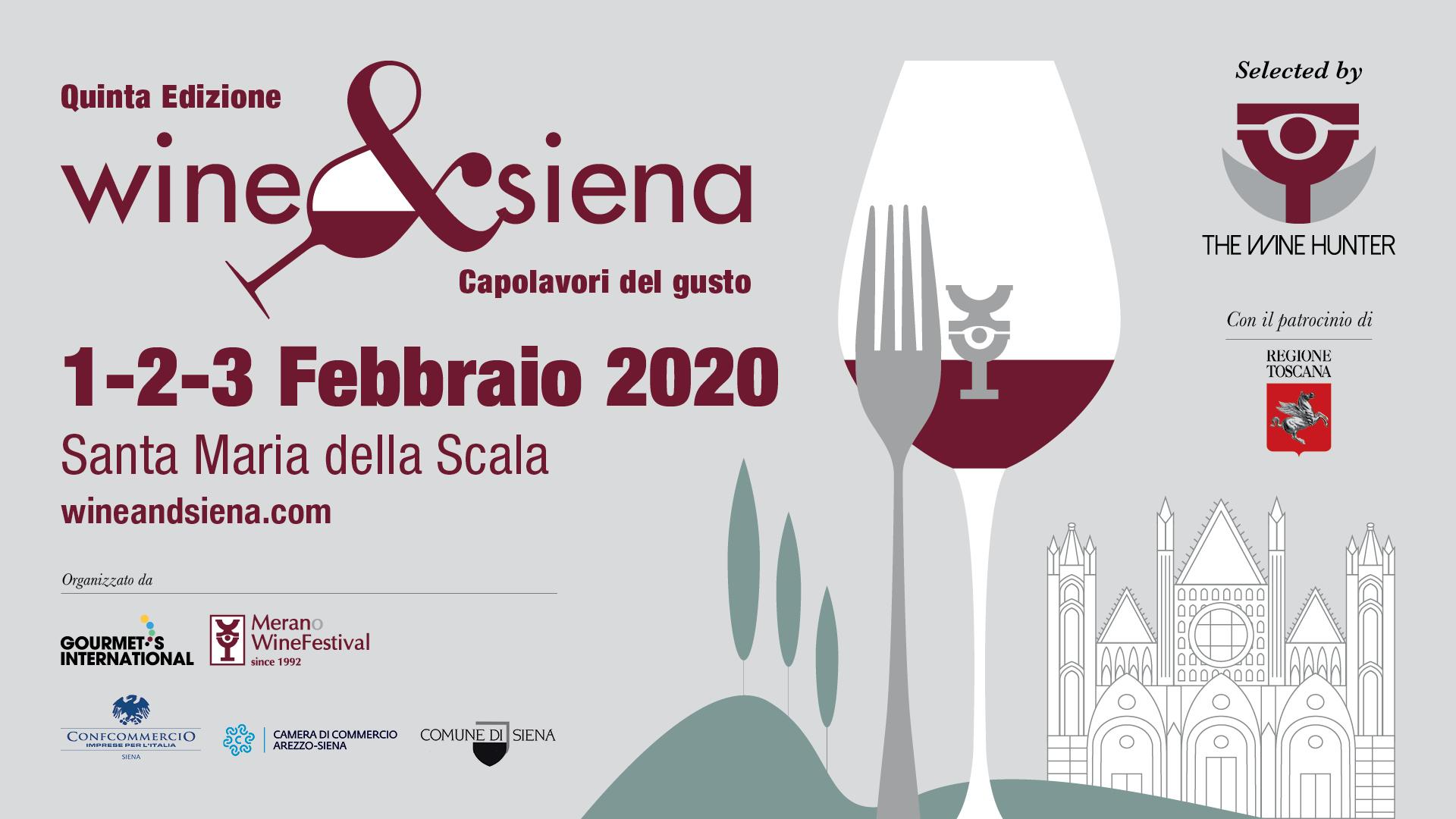 Wine & Siena 2020