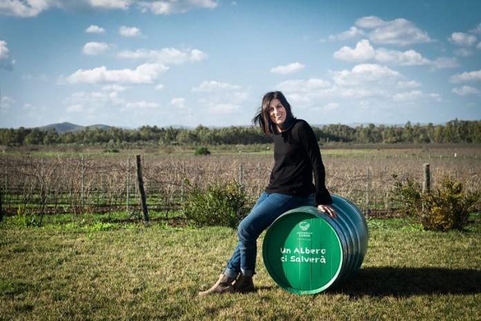 Antonella Corda - Associazione Nazionale Donne del Vino Sardegna