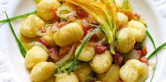 Gnocchi all'ortolana - Ricetta di La Gola e il Cucchiaio
