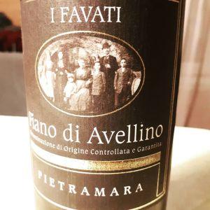 Fiano di Avellino Pietramara I Favati