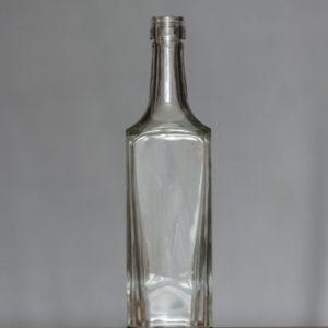 Fľaša Boston 700 ml s uzáverom