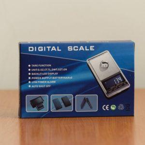 Digitálna váha vrecková