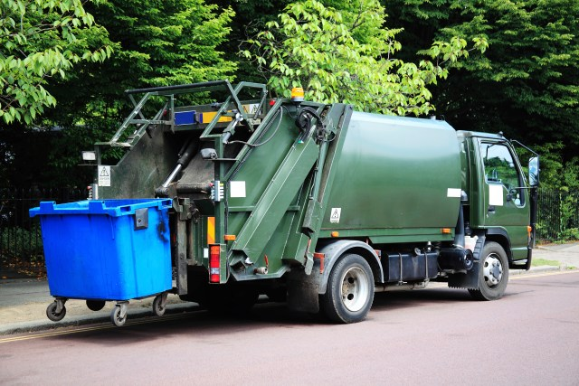 Private Garbage Collection