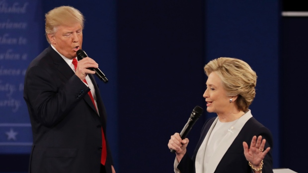 US Presidential Election: Tensions in the Town Hall