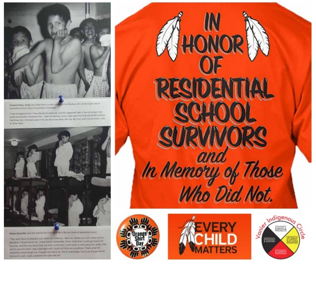Orange Shirt Day: In Honor and in Memory