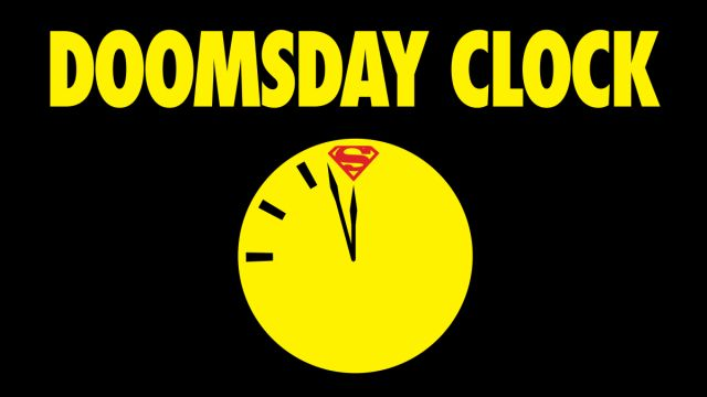 The Clock Is Ticking: DC Announces Upcoming DOOMSDAY CLOCK Series