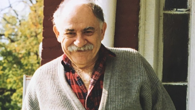 Radical Biographies: Murray Bookchin and the Anarchist's Nature