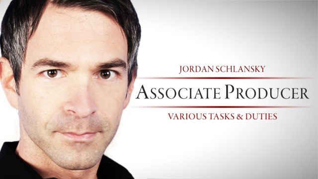 Jordan Schlansky: A Man with Various Responsibilities