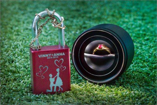 DIY Proposal Ringbox