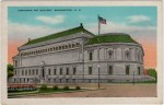 Vintage Postcard of the Corcoran Art Gallery