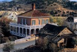 The MacKay House Virginia City Postcard