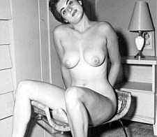 1950's future chair – NSFW