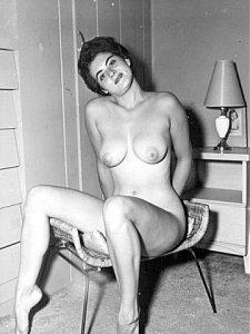 1950's future chair