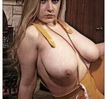 Vintage big breasts