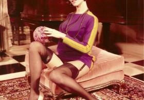 Vintage Model Candy Earle gallery