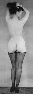 Bettie Page's Butt
