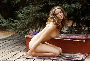 Bonnie Large Playboy Playmate 08