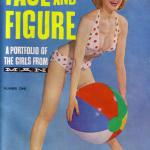 Face and Figure – A Portfolio of Girls from Man