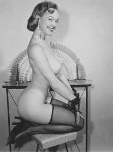 Pin-up Judy O'Day 3